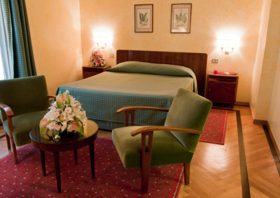 Bettajo atlantico room-Rome