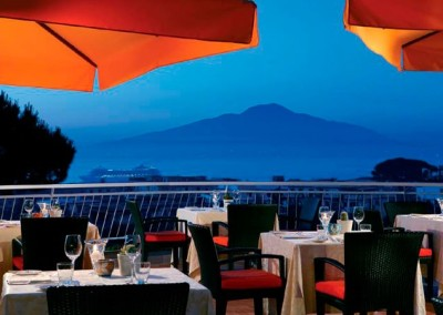 HILTON SORRENTO_RESTAURANT_TERRACE