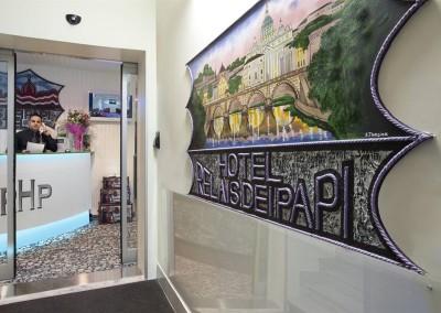 Relais dei Papi hotel -Rome