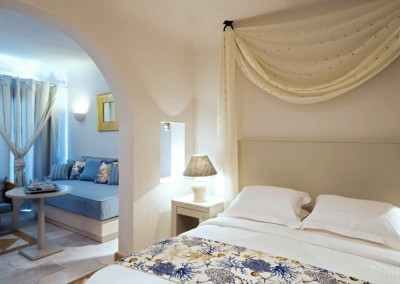 Saint John seaview room - Mykonos